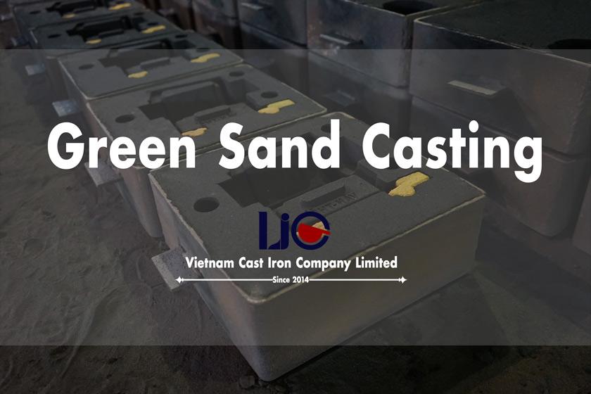 Green Sand Casting
