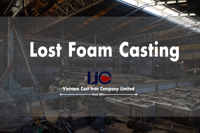 Lost Foam Casting