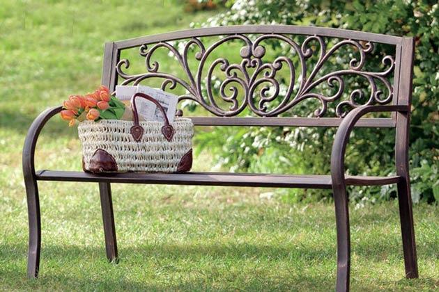 Minimalist benches