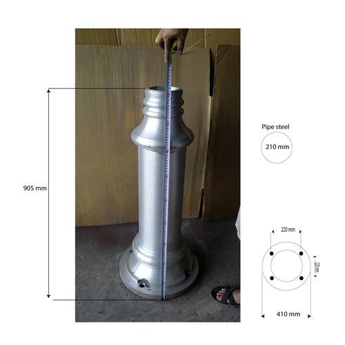 VIC LP04 lamp post base