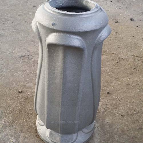 VIC LP09 lamp post pole