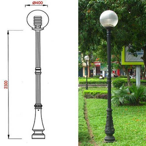 VIC LP12 lamp post