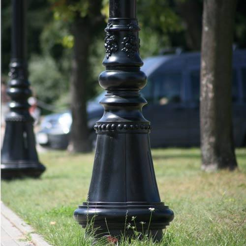 VIC LP13 lamp post base