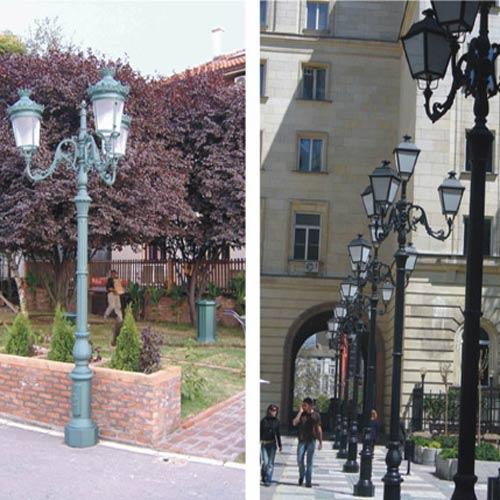 VIC LP24 lamp post