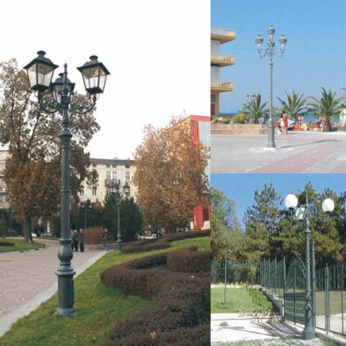 VIC LP24 lamp post
