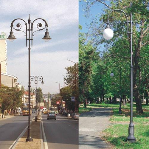 VIC LP25 lamp post
