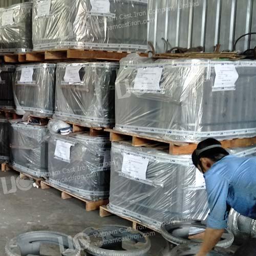 manufacturing Roma Cast Iron Litter Bin