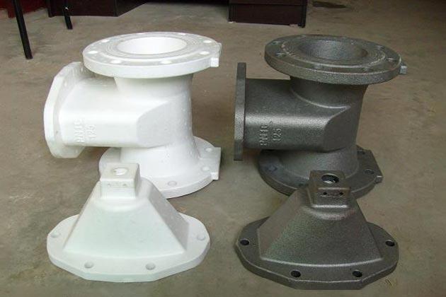 Lost foam casting tech