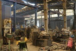 Lost foam factory