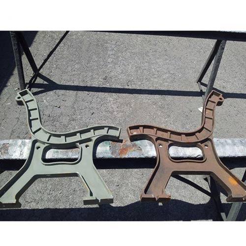 B03 Antique Cast Iron Bench Ends
