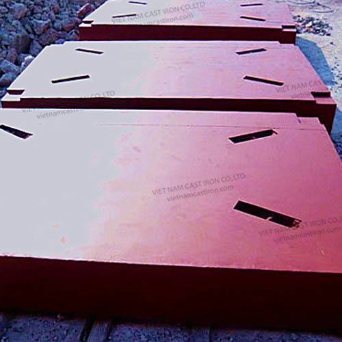 CW13 Marine Ballast Counterweight