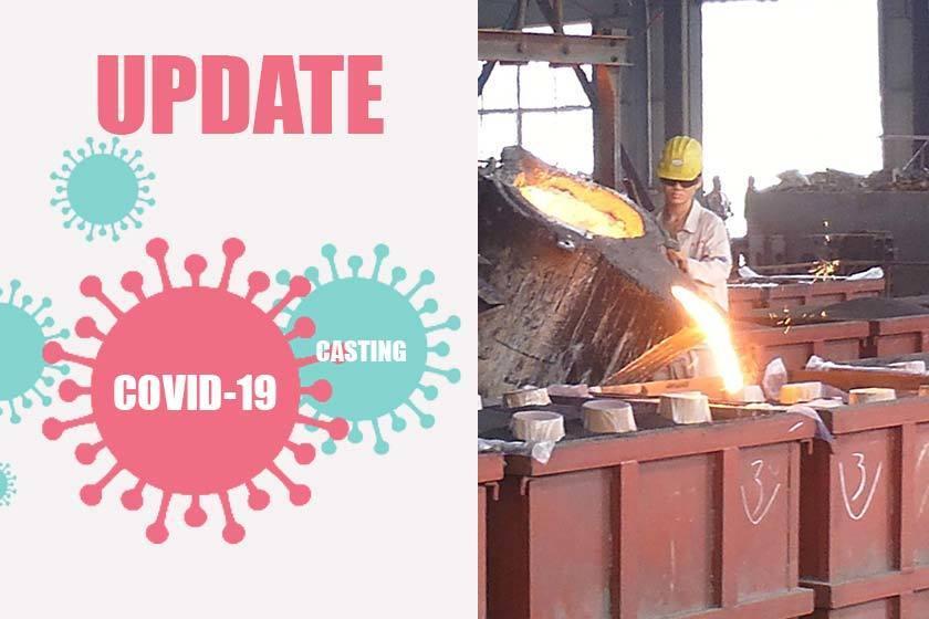 Covid 19 impact on cast iron