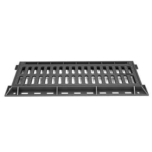 Square Cast Iron manhole gully grate