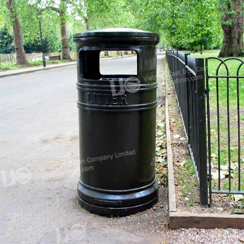 LB04 Covent Garden Liitter Bin