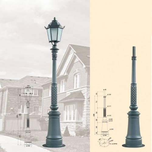 LP47 Lamp Post