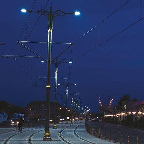 LP52 Lamp Post