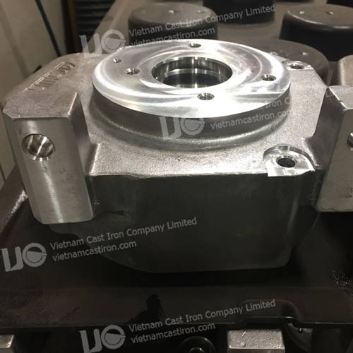 MA03 Machining of Motor Housing for ACDC Motors & Generators