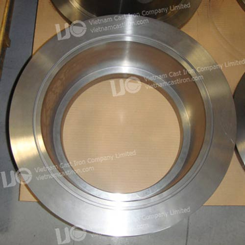 MA05 Machining of Ductile Iron Unloader Heads for the Gas Compression Equipment Industry