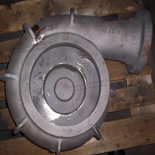 P02 Pump Casing