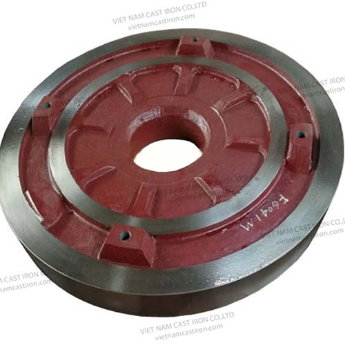 P08 High Chrome Cast Iron Casting FPL Insert