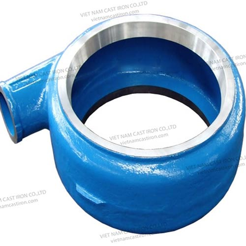 P09 High Chrome Cast Iron Casting Volute Liner