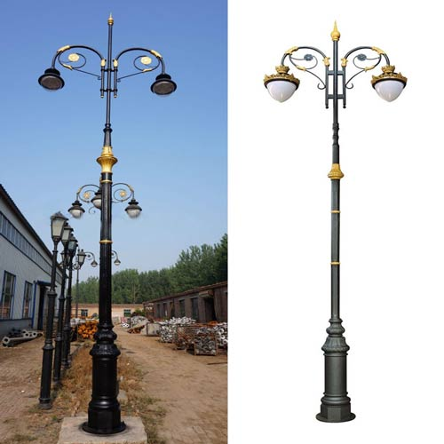 VIC LP28 lamp post