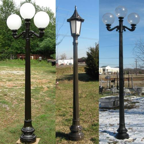 VIC LP31 lamp post