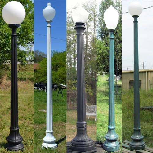 VIC LP31 lamp post