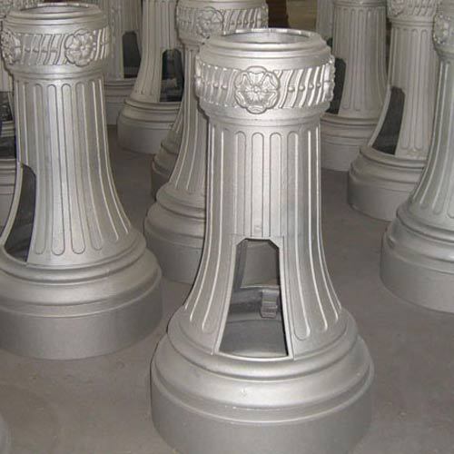 VIC LP36 lamp post base