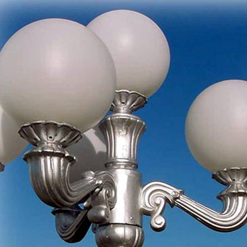 VIC LP39 lamp post head