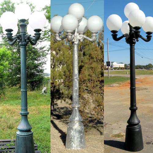 VIC LP40 lamp post
