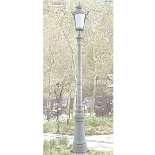 VIC LP43 lamp post
