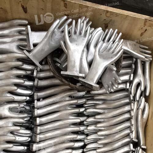 Aluminum Glove mold manufacturer