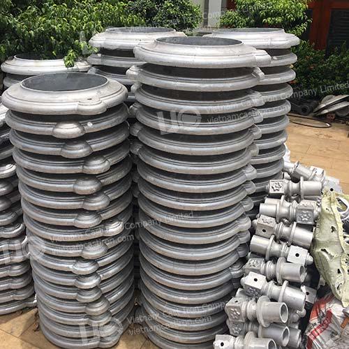 Aluminum Lamppost Accessories