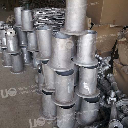 Cast Aluminum Water Valve surface box