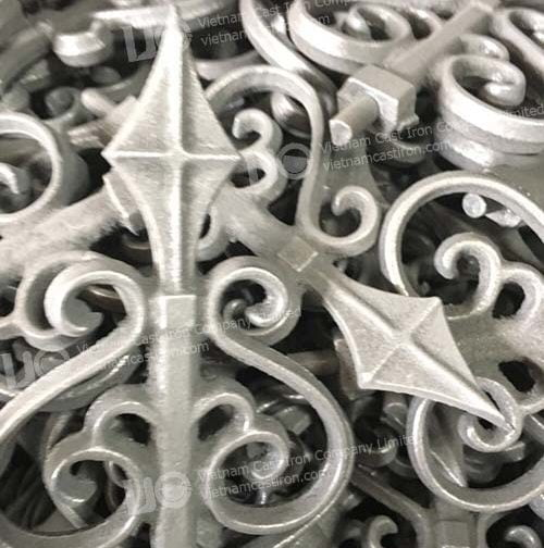 Cast Iron Finials Spears