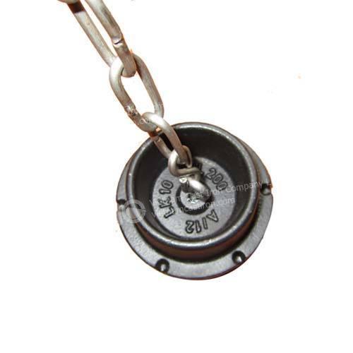Cast iron valve box lids