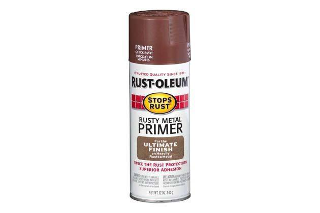 Primer Paint Rust Cast Iron