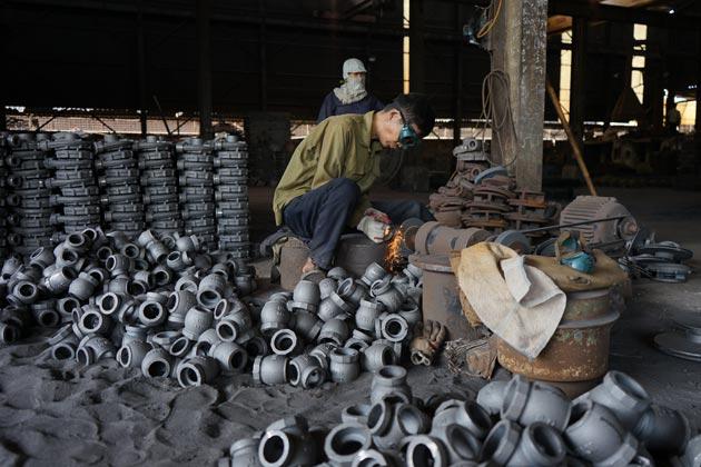 Huge demand of metal foundry
