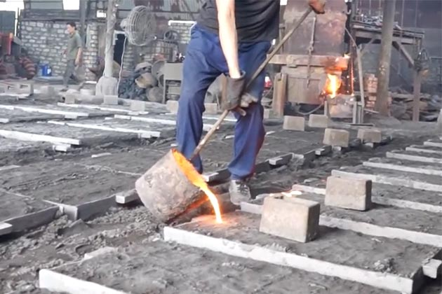 What is Metal Foundry