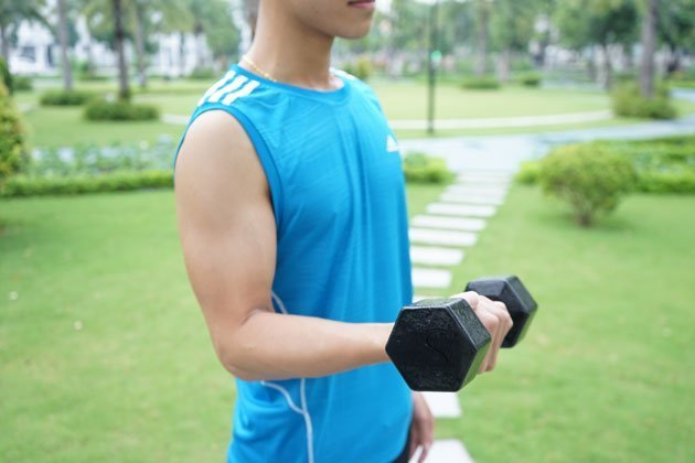 Choose dumbbells based on your exercise goal