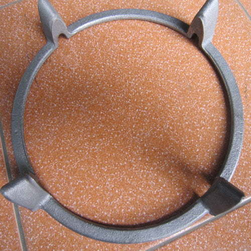 cast iron wok ring pan support for gas stove