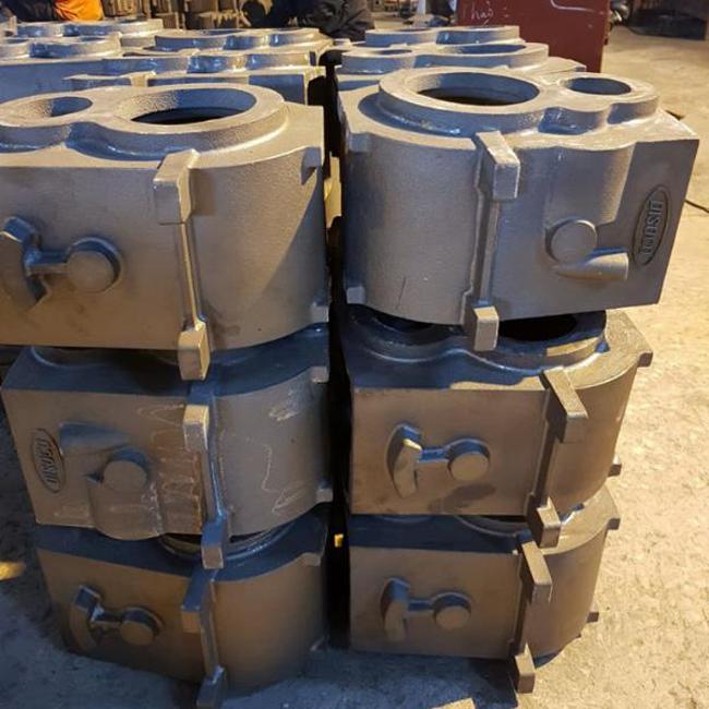 Grey cast iron grear-box