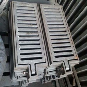 Ductile iron drain cover