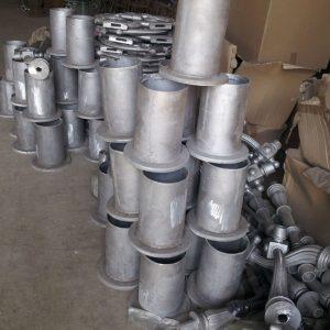 OEM cast aluminum valve box