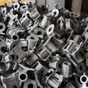 OEM grey iron casting hydraulic components