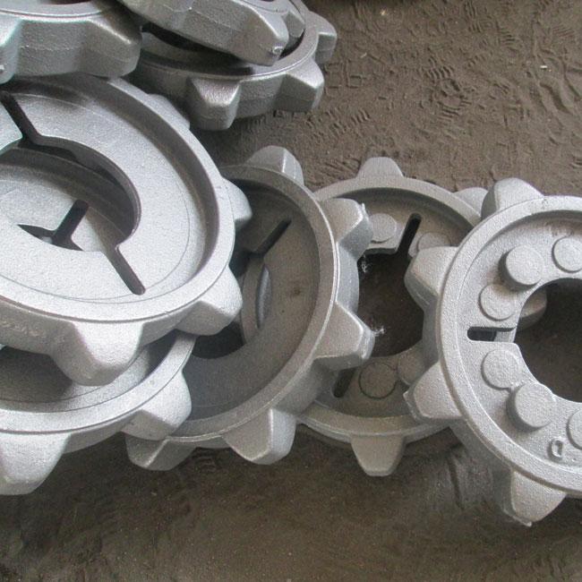 OEM grey iron casting pump accessories