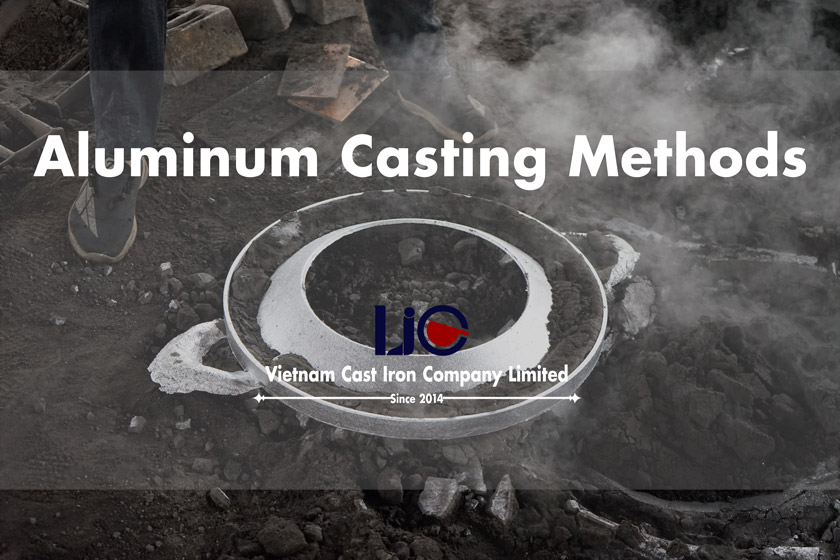 How to cast Aluminum