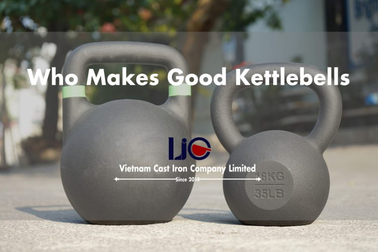 Who makes good kettlebells