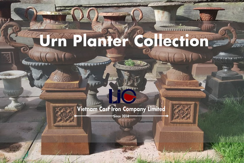 Urn planter collection